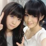 山本彩と渡辺美優紀いちゃいちゃしてる!画像の二人は付き合ってる?