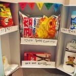 お菓子冷蔵庫の作り方!ディズニーキャラクターのデザインも簡単