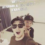 ATSUSHI清木場俊介が10年ぶりに東京ドームライブで共演【動画】
