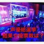 声優総選挙の山寺宏一と野沢雅子の投票数や順位は?【動画】