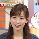 皆藤愛子のミニ丈スカートはパンテラ営業で視聴率の為!【画像あり】