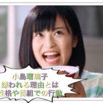 小島瑠璃子が嫌われる理由とは?嫌いな芸能人の名前を逆に暴露した!