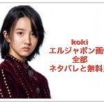 kokiエルジャポンの画像全部とネタバレ!無料で見る方法と1千万円超えの中身とは?
