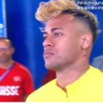 ネイマール最新髪型は皿うどん?ワールドカップ仕様のセット方法