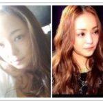 安室奈美恵のすっぴん画像!葬式での喪服姿や免許証の顔がヤバイ